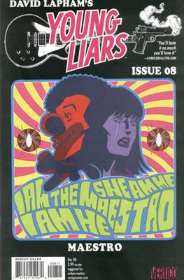 Young Liars #8