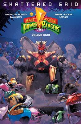 Mighty Morphin Power Rangers (Digital) #8