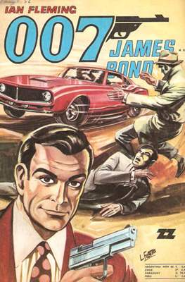007 James Bond (Grapa) #52