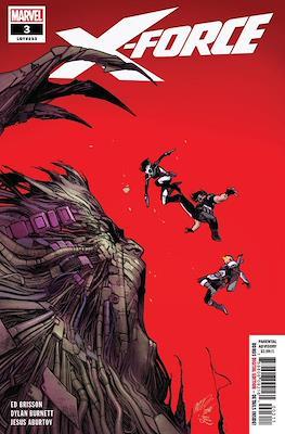 X-Force Vol. 5 (2018- ) (Comic Book) #3