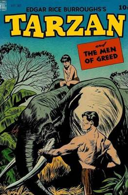 Tarzan (Comic-book) #5