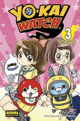 Yo-kai Watch: Días miauravillosos y emiaucionantes (Rústica con solapas) #3