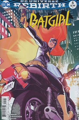 Batgirl Vol. 5 (2016- Variant Cover) #5