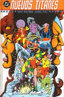 Nuevos Titanes. Clásicos DC (Cartoné. 464 páginas) #2