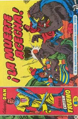 El Capitán Trueno (Grapa, 12 páginas (1991)) #23