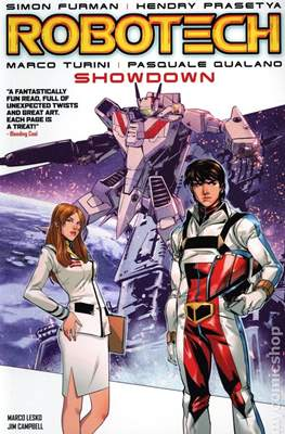 Robotech (Softcover 112 pp) #5