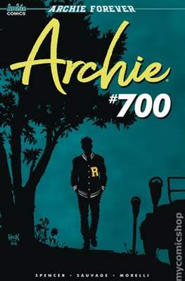 Archie (2015- Variant Cover) (Comic Book) #700.3