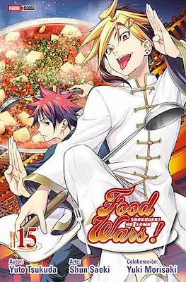 Food Wars! Shokugeki No Soma (Rústica) #15