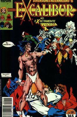 Excalibur Vol. 1 (1989-1995) (Grapa) #19