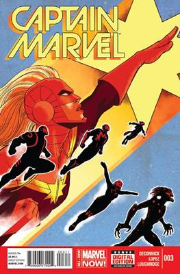 Captain Marvel Vol. 8 (Comic-Book) #3