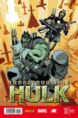 El Increíble Hulk Vol. 2 / Indestructible Hulk / El Alucinante Hulk / El Inmortal Hulk (2012-) (Comic Book) #22