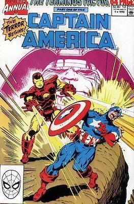 Captain America Vol. 1 Annual (1971-1994) #9