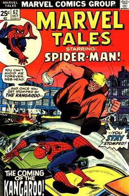 Marvel Tales (Comic Book) #62