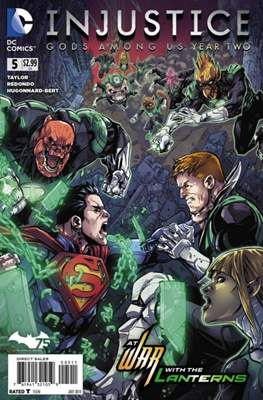 Injustice: Year Two Vol 1 #5