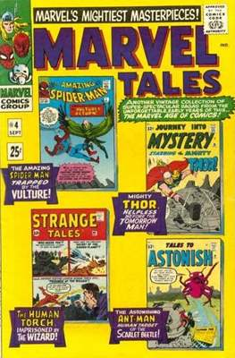 Marvel Tales (Comic Book) #4