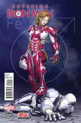 Superior Iron Man (Comic-Book) #9