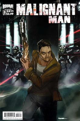 Malignant Man (Comic Book) #3