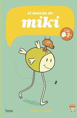 El mundo de Miki (Cartoné 40 pp) #