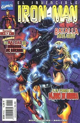 Iron Man Vol. 4 (1998-2000) (Grapa 24 pp) #12