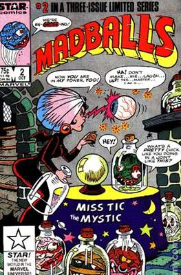 Madballs (Comic Book) #2