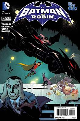 Batman and Robin Vol. 2 (2011-2015) (Comic Book) #39