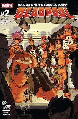 Deadpool Vol. 2 (Rústica) #2