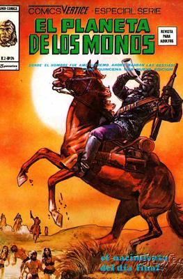 El planeta de los monos Vol. 1 (1977-1979) (Grapa y rústica 84-52 pp) #24