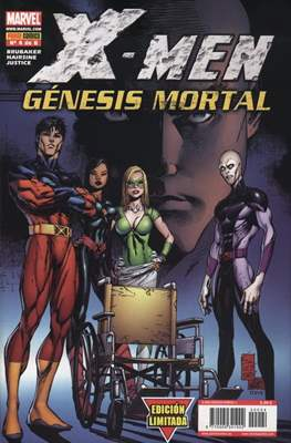 X-Men: Génesis mortal (2006-2007) (Grapa.) #4