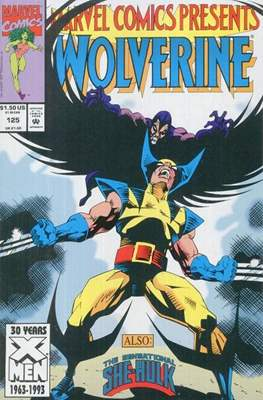 Marvel Comics Presents Vol. 1 (1988-1995) (Comic-Book) #125