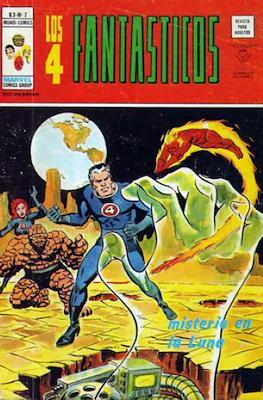 Los 4 Fantásticos Vol. 3 (1977-1980) (Grapa 44 pp) #7