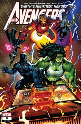 The Avengers Vol. 8 (2018-...) #6