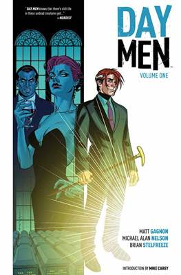 Day Men (Grapa) #1