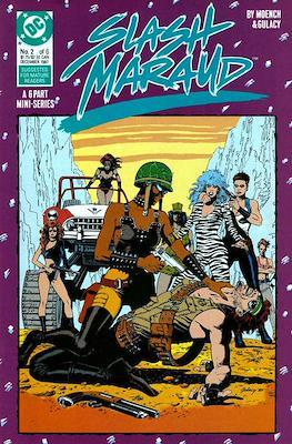 Slash Maraud Vol 1: (1987-1988) (Comic-book.) #2