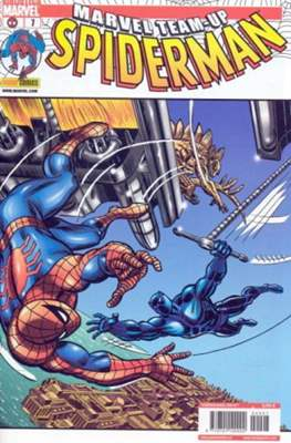 Marvel Team-Up Spiderman Vol. 1 (2006-2007) (Rústica 72 pp) #7