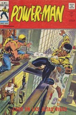 Power Man Vol. 1 #4