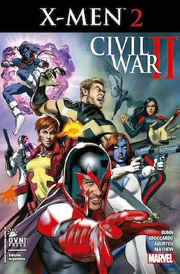 Civil War II: X-Men (Rústica) #2