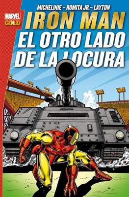 Iron Man. Marvel Gold (Rústica) #5