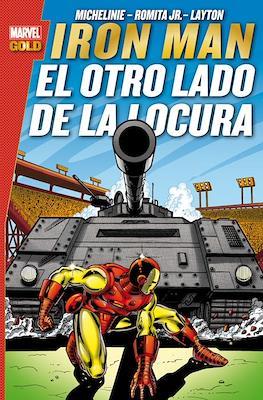 Iron Man. Marvel Gold #5