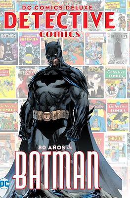 Detective Comics 80 años de Batman DC Deluxe