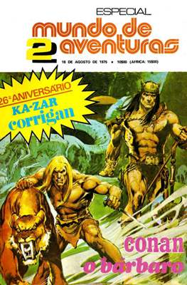 Mundo de aventuras especial #2