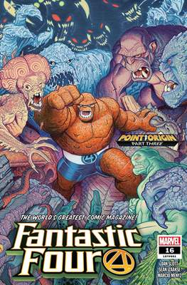Fantastic Four Vol. 6 (2018-...) (Comic Book) #16