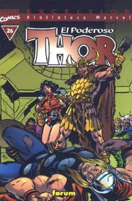 Biblioteca Marvel: El Poderoso Thor (2001-2004) (Rústica 160 pp) #26