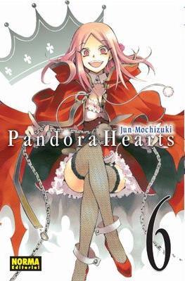 Pandora Hearts (Rústica con sobrecubierta) #6