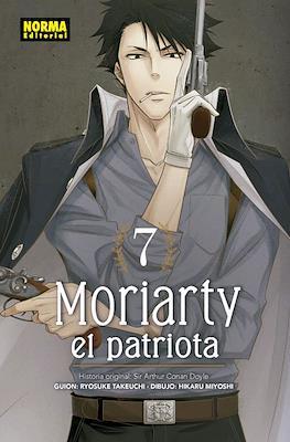 Moriarty el patriota #7