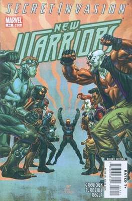 New Warriors Vol 4 (Comic-Book) #14