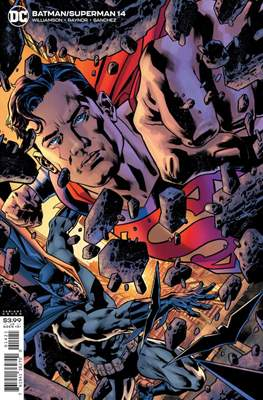 Batman / Superman (2019 -Variant Cover) #14