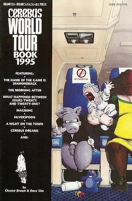 Cerebus World Tour book 1995