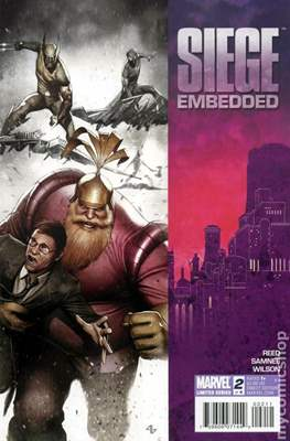 Siege: Embedded (Comic Book 32 pp) #2