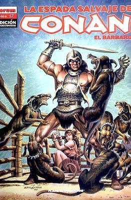 La Espada Salvaje de Conan el Bárbaro. Edición coleccionistas (Rústica. 64 páginas. B/N. (2005-2008).) #57