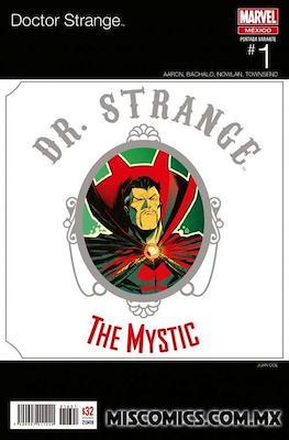 Doctor Strange (Portada alternativa)